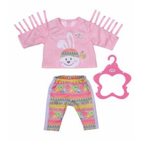 BABY born - Ubranko Modny strój króliczka dla lalki 43 cm 830178