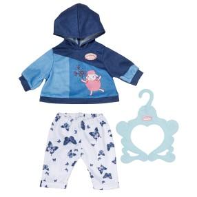 Baby Annabell - Ubranko Niebieska Bluza i spodnie dla lalki 43 cm 704202
