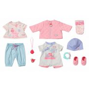 Baby Annabell - Zestaw ubranek do miksowania dla lalki 43 cm 703267