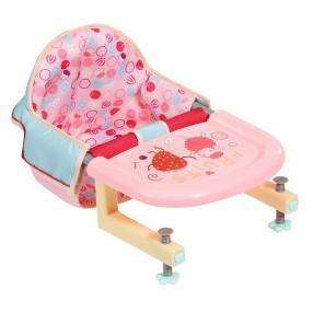 Baby Annabell - Krzesełko do karmienia dla lalki Lunch Time 703168