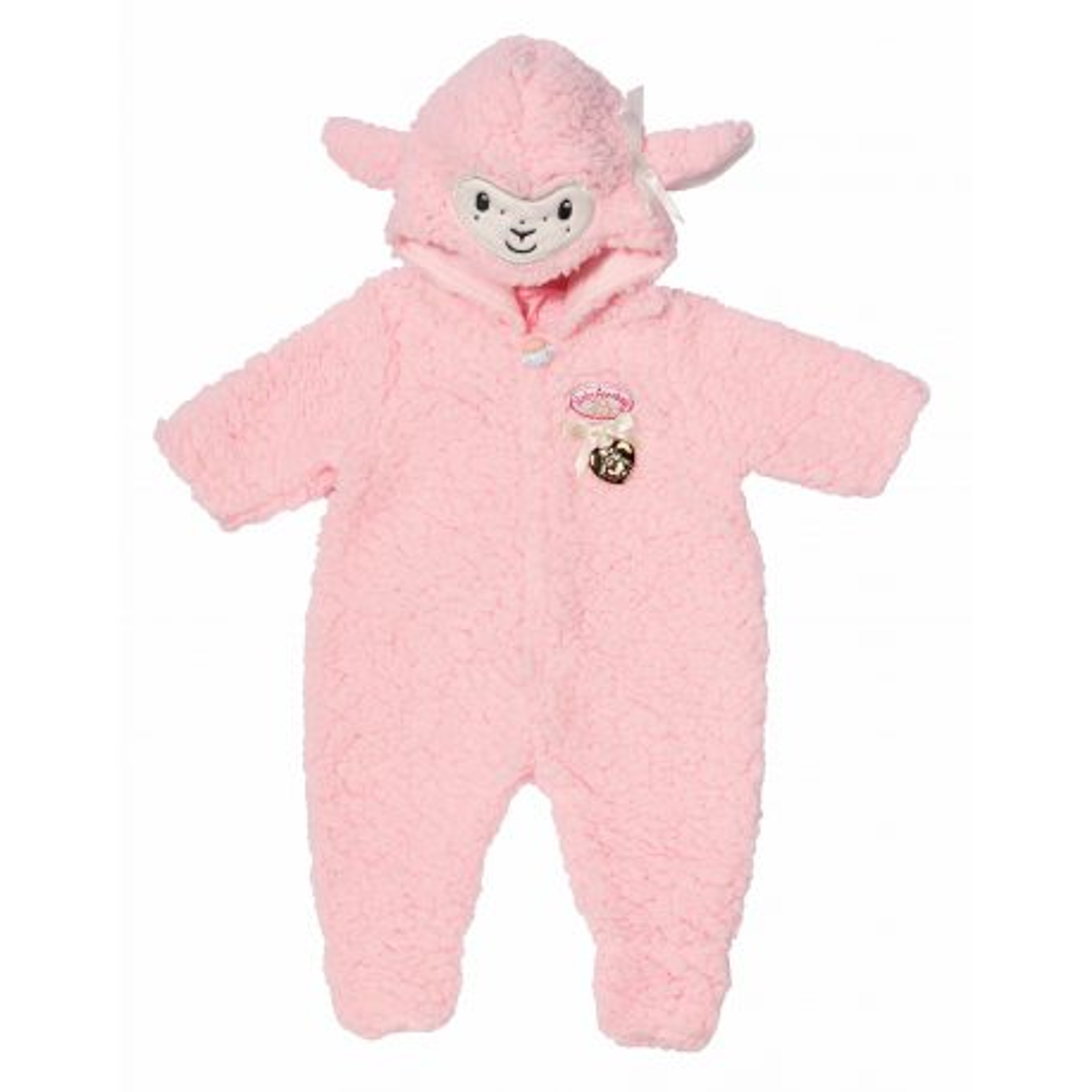 Baby Annabell - Ubranko Kombinezon Owieczka Deluxe dla lalki 43 cm 703588