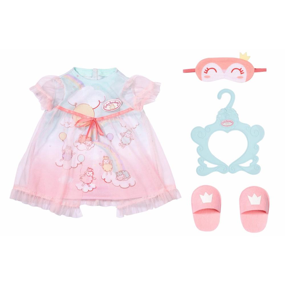 Baby Annabell - Ubranko Słodkich snów Koszulka nocna dla lalki 43 cm 705537