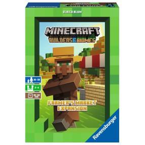 Ravensburger - Gra planszowa Minecraft Rynek Farmera - dodatek 269907