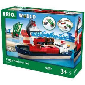 Brio Kolejka - Port przeładunkowy 33061