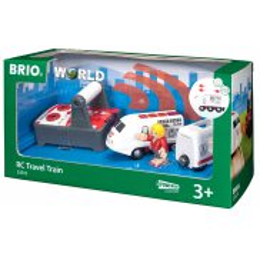 Brio Kolejka - Lokokomotywa biała zdalnie sterowana 33510