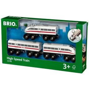 Brio Kolejka - Pociąg ekspresowy 33748
