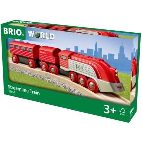 Brio Kolejka - Szybki pociąg 33557
