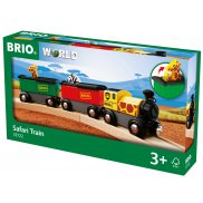 Brio Kolejka - World Pociąg safari 33722