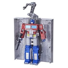 Hasbro Transformers Generations War for Cybertron: Kingdom - Figurka Leader WFC-K11 Optimus Prime F0699