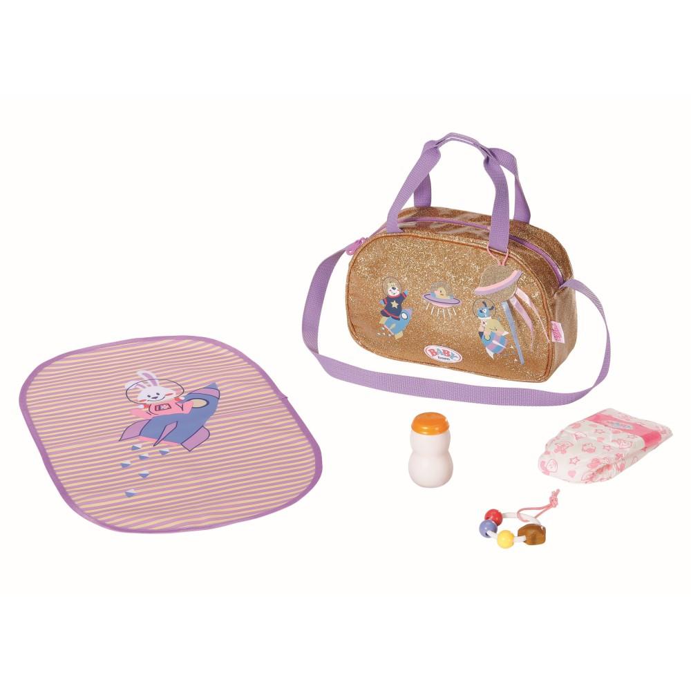 BABY born - Torba z akcesoriami do przewijania dla lalki 831106