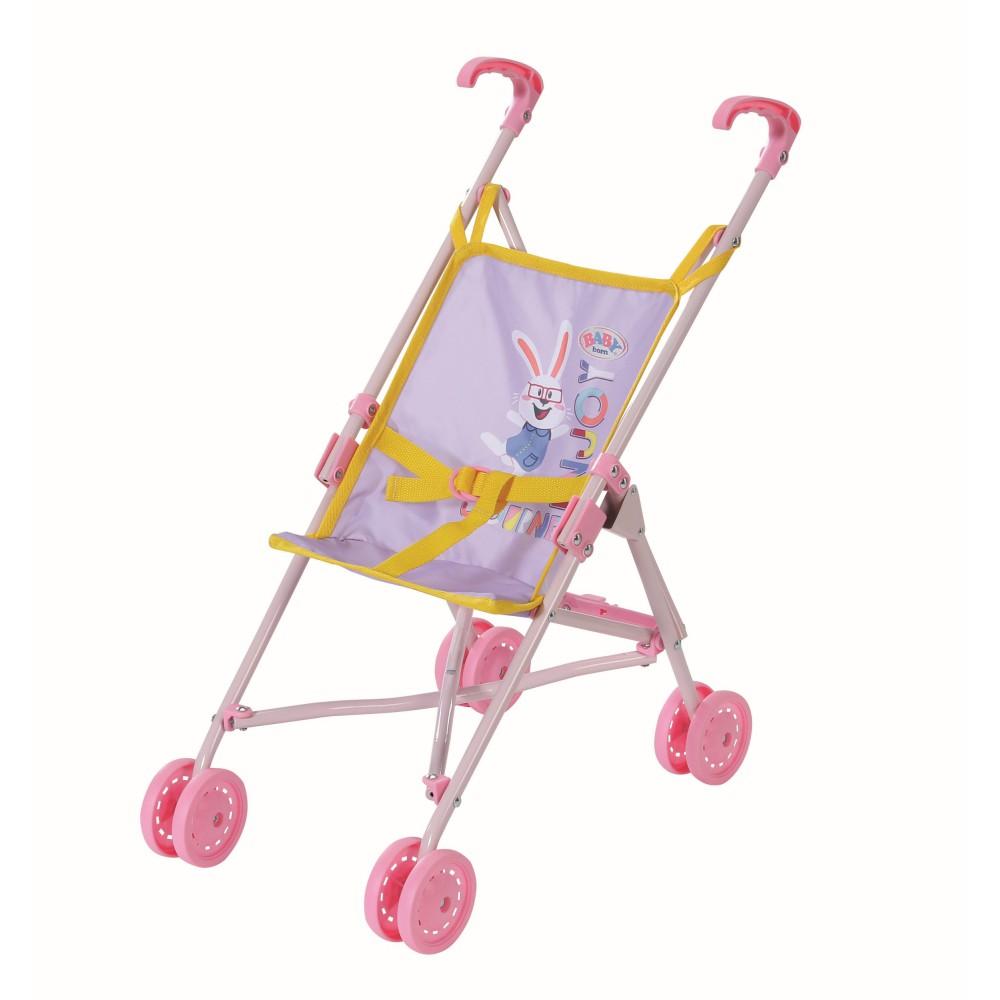 BABY born - Wózek Spacerówka dla lalek składana 828670