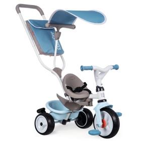 smoby-rowerek-trojkolowy-dla-dzieci-baby-balade-plus-niebieski-741400