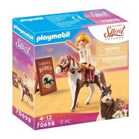 Playmobil - Rodeo Abigail 70698