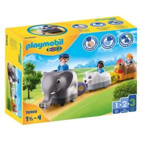 Playmobil - Mój pierwszy pociąg 70405