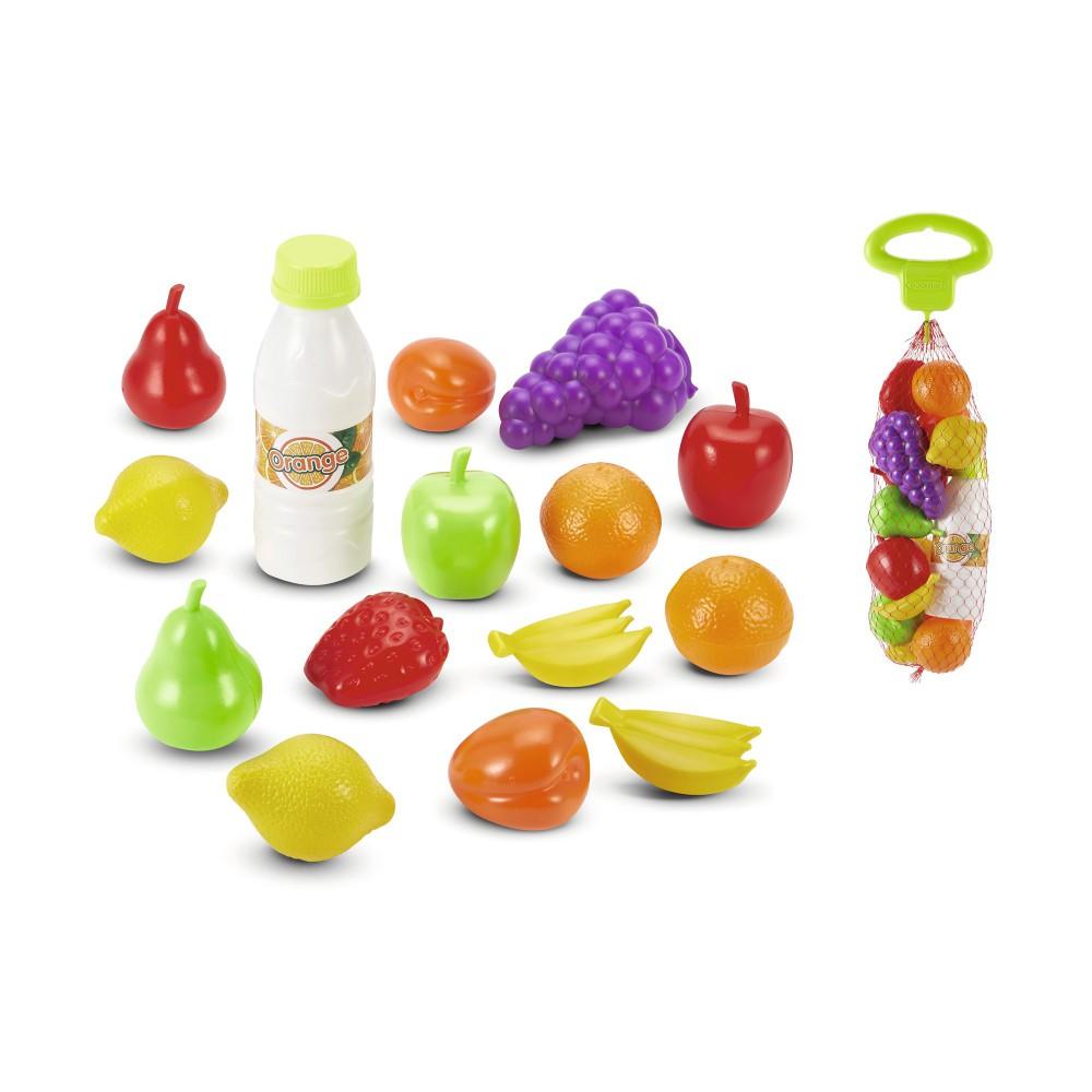 Ecoiffier - Owoce w siatce 0954