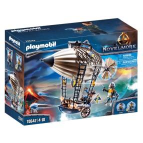 Playmobil - Sterowiec Dario Novelmore 70642