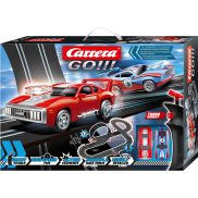 Carrera GO!!! - Smoking Tires 62497