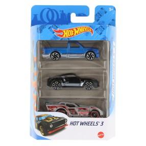 Hot Wheels - Małe samochodziki Trzypak 3-pak K5904 29