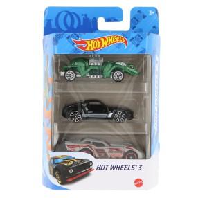 Hot Wheels - Małe samochodziki Trzypak 3-pak K5904 27