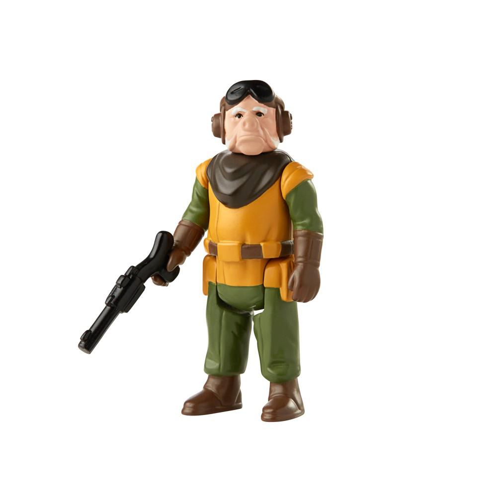 Hasbro Star Wars - Figurka Retro Kuiil The Mandalorian 10cm F2022