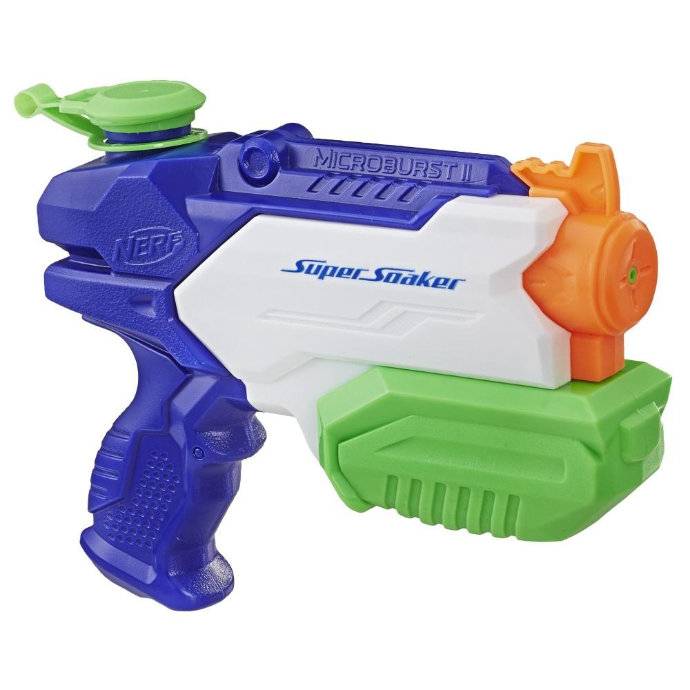 Hasbro NERF SUPER SOAKER - Wyrzutnia na wodę Microbust 2 A9461