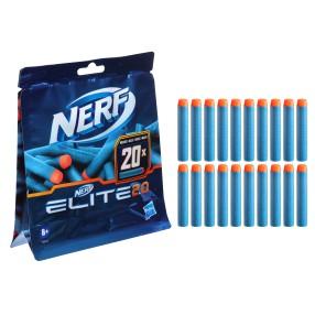 Hasbro Nerf Elite 2.0 - Strzałki 20-Pak F0040
