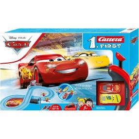 Carrera 1. First - Tor Wyścigowy Disney·Pixar Cars Race of Friends 2,4m AUTA 3 63037