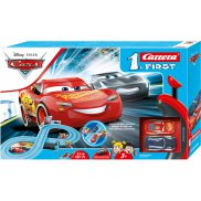 Carrera 1. First - Tor Wyścigowy Disney·Pixar Cars Power Duell 2,4m AUTA 3 63038