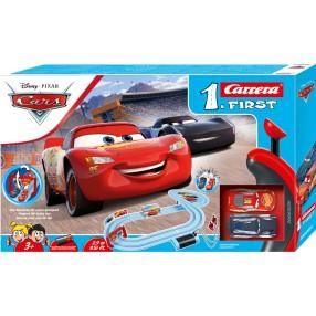 Carrera 1. First - Tor Wyścigowy Disney·Pixar Cars Piston Cup 2,9m AUTA 3 63039