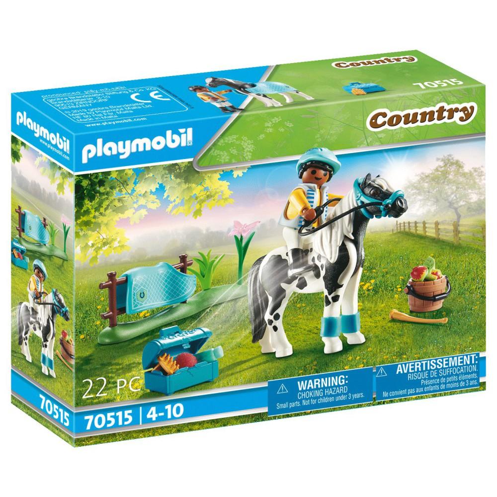 """Playmobil - Kucyk do kolekcjonowania """"Lewitzer"""" 70515"""