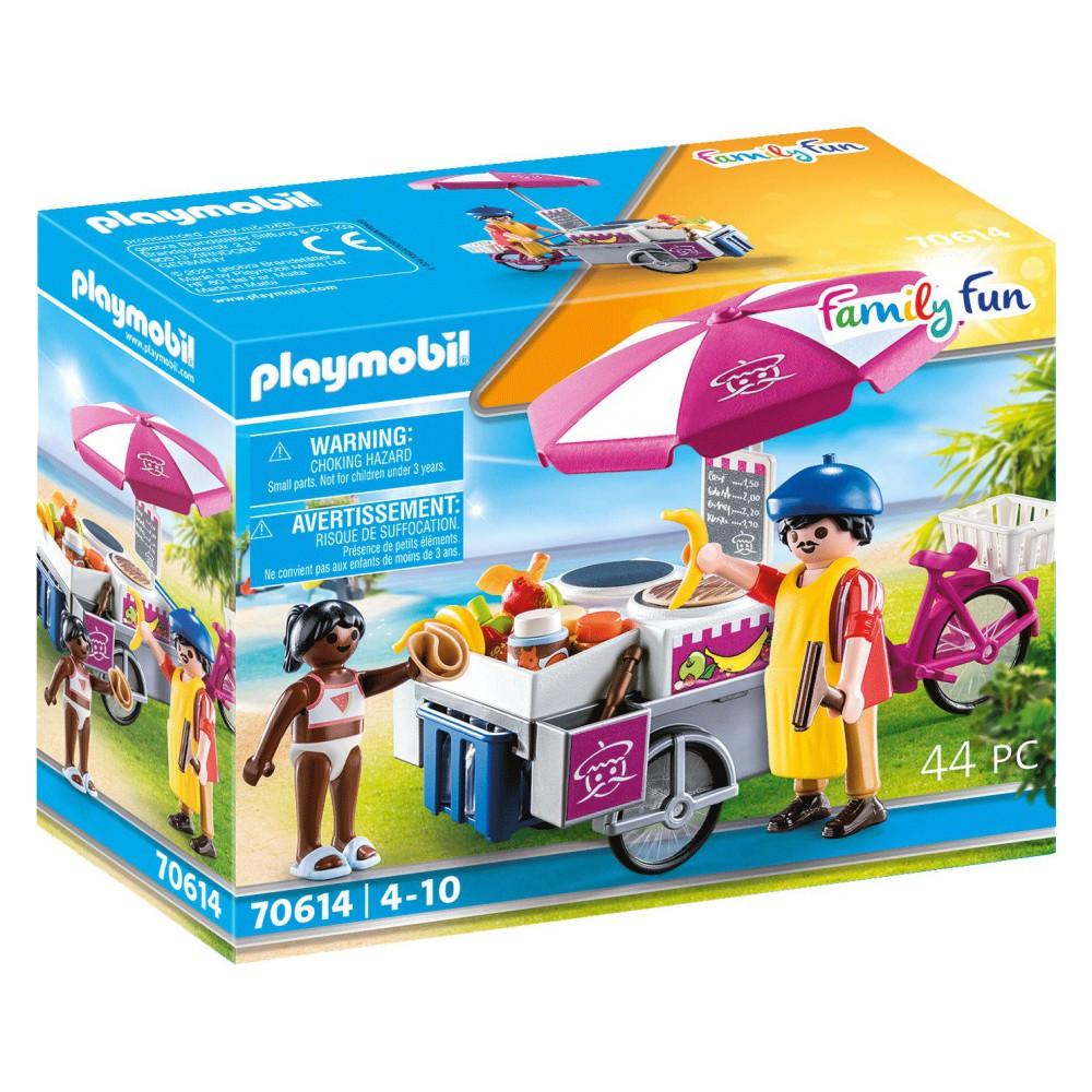 Playmobil - Mobilne stoisko z naleśnikami 70614