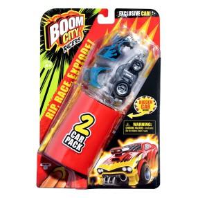 Boom City Racers - Wybuchowy Samochód 2-pak Zestaw Fire It Up! Seria 1 BCR40056