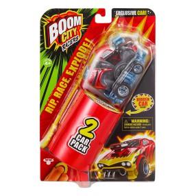 Boom City Racers - Wybuchowy Samochód 2-pak Zestaw Boom Yah! Seria 1 BCR40057
