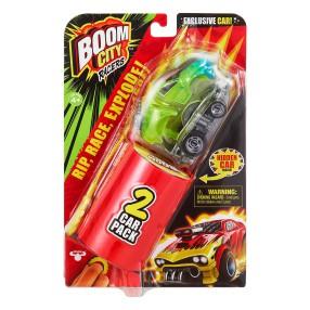 Boom City Racers - Wybuchowy Samochód 2-pak Zestaw Hot Tamale! Seria 1 BCR40059