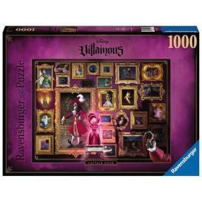 Ravensburger - Puzzle Disney Villainous Kapitan Hook 1000 elem. 150229