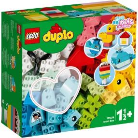 LEGO Duplo - Pudełko z serduszkiem 10909