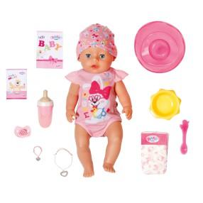 BABY born - Lalka interaktywna Soft Touch Magiczna Dziewczynka 43 cm 827956