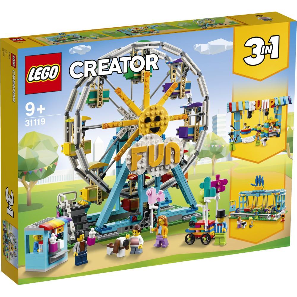 LEGO Creator - Diabelski młyn 31119