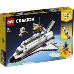 LEGO Creator - Przygoda w promie kosmicznym 31117