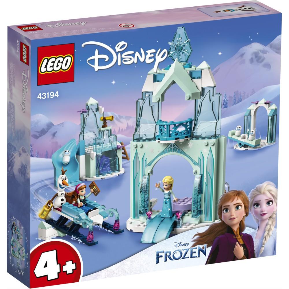LEGO Disney Princess - Lodowa kraina czarów Anny i Elsy 43194