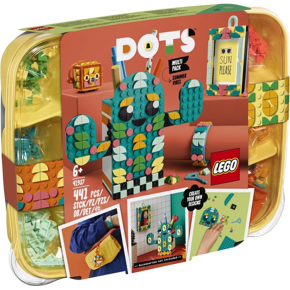LEGO DOTS - Letni wielopak 41937