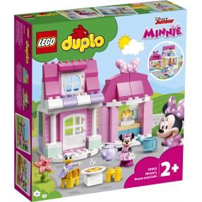 LEGO DUPLO Disney - Dom i kawiarnia Myszki Minnie 10942