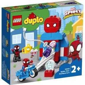 LEGO DUPLO Super Heroes - Kwatera główna Spider-Mana 10940