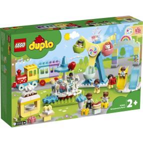 LEGO DUPLO Town - Park rozrywki 10956