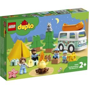 LEGO DUPLO Town - Rodzinne biwakowanie 10946