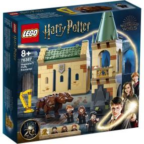 LEGO Harry Potter TM - Hogwart: spotkanie z Puszkiem 76387 PRZEDSPRZEDAŻ