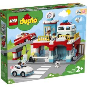 LEGO DUPLO Town - Parking piętrowy i myjnia samochodowa 10948