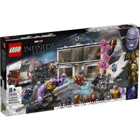 LEGO Super Heroes - Avengers: Koniec gry - ostateczna bitwa 76192