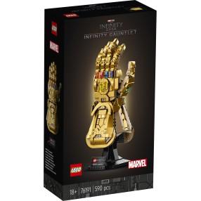 LEGO Super Heroes - Rękawica Nieskończoności 76191