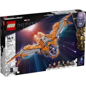 LEGO Super Heroes - Statek Strażników 76193